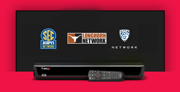 DISH College Sports TV Packages - Yuba City, California - Go Satellite City - DISH Authorized Retailer