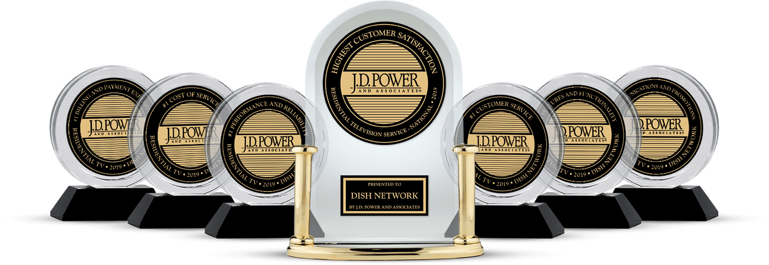 DISH Customer Satisfaction - Ranked #1 by JD Power - Go Satellite City in Yuba City, California - DISH Authorized Retailer
