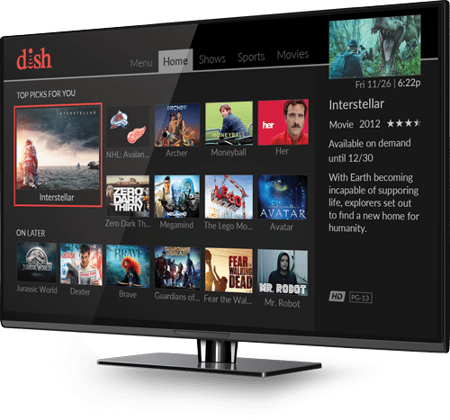 Get DISH On Demand Movies from Go Satellite City in Yuba City, California - DISH Authorized Retailer
